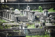 The Jewish Cemetery in Kochi