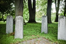 The Jewish Cemetery in Wilamowice